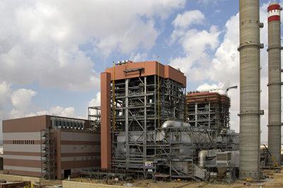 Fabricación y Suministro de Ductos de Agua en Acero-Carbono e Inoxidable para Central Térmica en SUEZ, Egipto