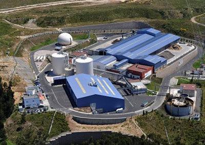 Fabricación y Suministro de Estructura, Cintas Transportadora y Calderería para Planta de Tratamiento de Residuos en Lisboa