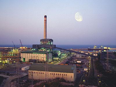Montaje Mecánico-Estructural de Instalación de Carga de Carbón en Endesa CT Carboneras