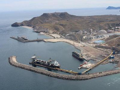 Fabricación y suministro de estructura de Torres de Transferencia