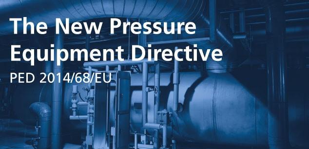 Formación en nueva directiva de Equipos a Presión PED 2014/68/EU