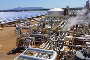 Fabricación y Montaje de Tubería en Bloque de Potencia en termosolar Termosol 1