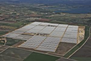 Fabricación y Montaje de campo solar completo en Termosolares Valle 1 y 2