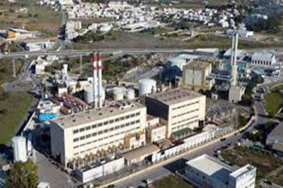 Montaje de Silenciosos y Sistemas de refrigeración y Gases de Escape en Motores en Central Diésel Gesa Endesa en Ibiza